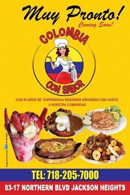 Colombia con Sabor