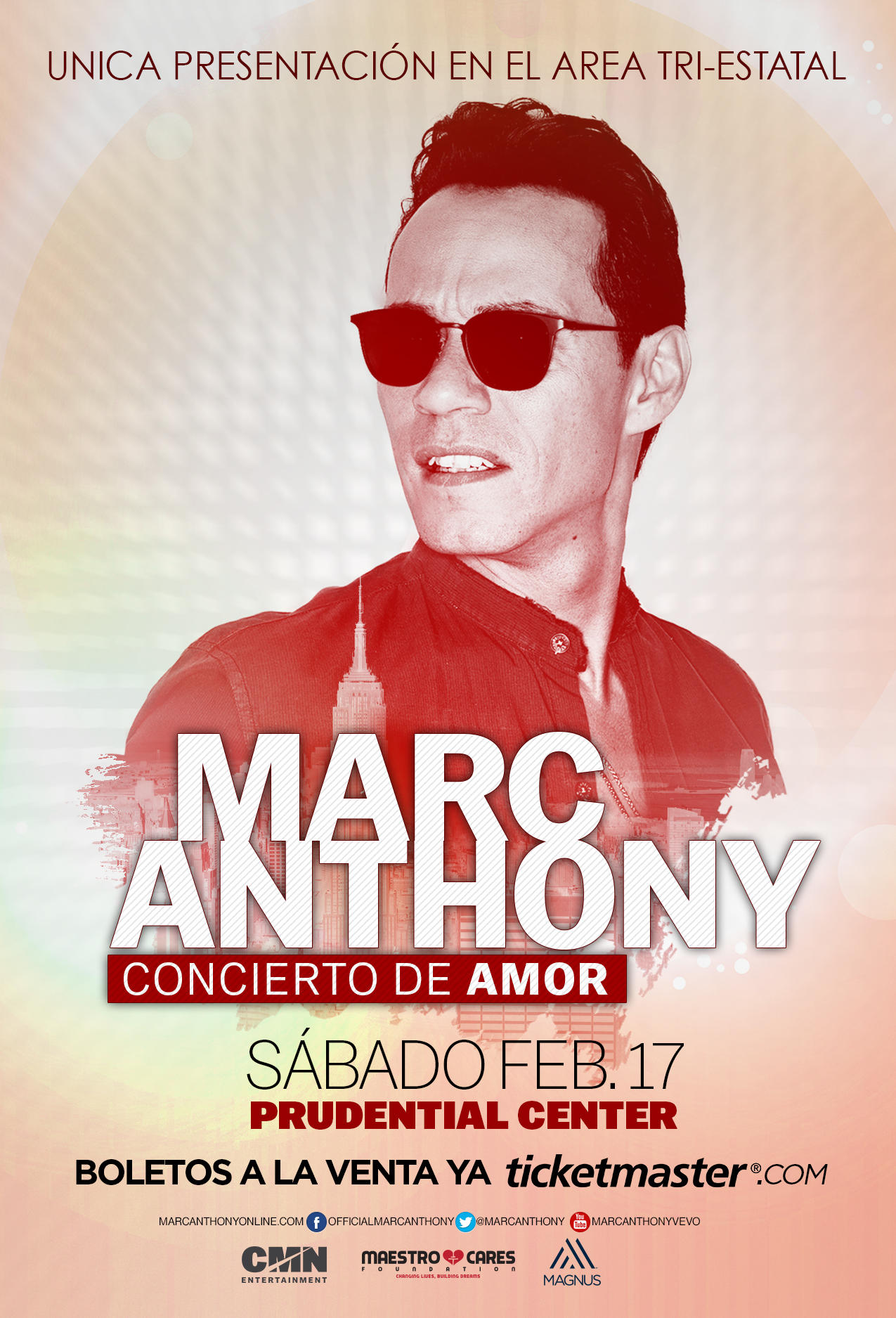 Marc anthony 2018