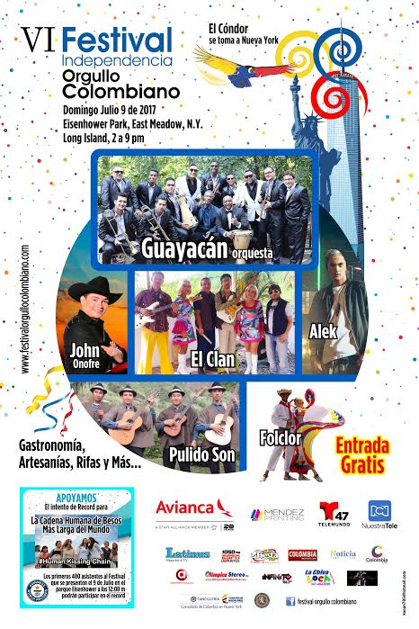festival colombiano