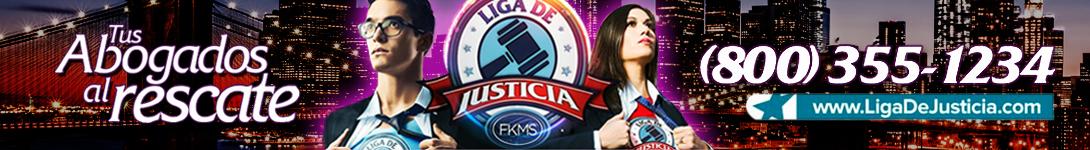 La Liga de Justicia Abogados TOP