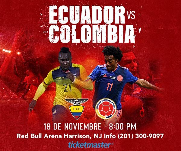 COLOMBIA-ECUADOR