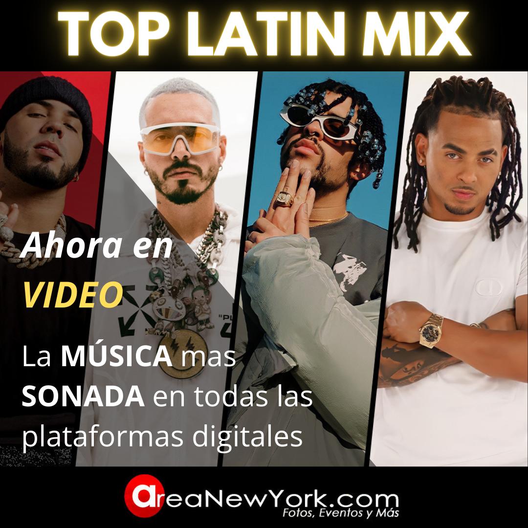 New York Latin Hit Mix