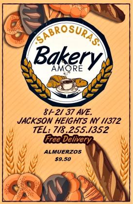 Sabrosuras Bakery Amore