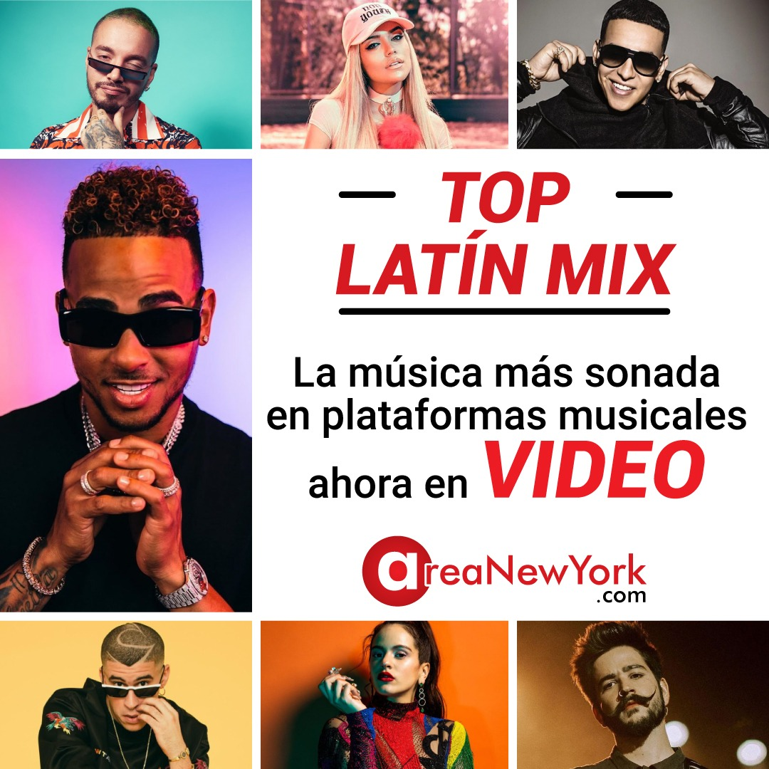 New York Latin Hit Mix