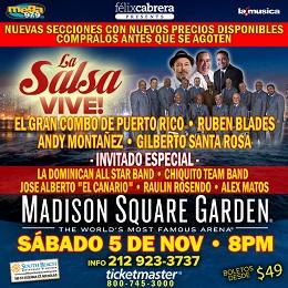 Salsa Vive 2016