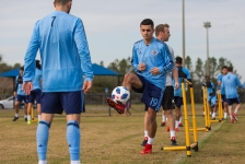 01-22-2018 Pretemporada New York City FC