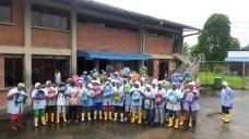 02-21-2018 Entrega de  mochilas y lútiles escolares Fundacion Mujeres Semillas de Paz