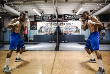 03-02-16 Julian Williams Workout Photos