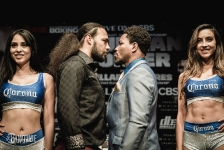 05-03-2016 Keith Thurman VS. Shawn Porter NYC press conference