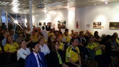 Encuentro de la Comunidad Colombiana con el Embajador Francisco Santos