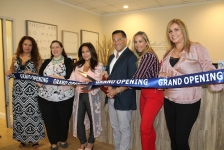 08-06-2018 Ceremonia de apertura de la nueva oficina de Mark Medical Care, Woodside, Queens