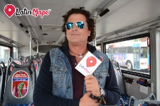 Carlos Vives en el Ride Of Fame de New York