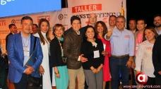 New York, Taller 'Construyendo País'