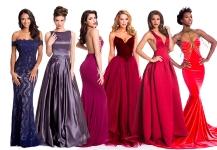 12-15-2015 Traje de Gala Miss Universo 2015