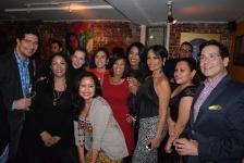 15-12-2015 Encuentro entre colegas hispanos en New York