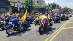 Celebración del Gran Desfile Colombiano de New York 2019