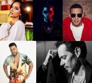 """Artistas de los """"Latin American Music Awards"""" 5to Aniversario"""
