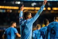 Los Mejores Momentos de David Villa en el New York City FC