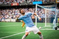 Momentos de David Villa