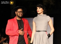 02-19-2016 Migdoel Figueroa (Haute Couture) Dominican Republic Uptown Fashion Week