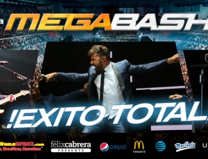 """MEGA BASH 2016"" Prudential Center un evento Sold Out con un éxito Total"