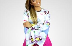 Reyna Franco anuncia su nueva línea de ropa DIFFERENT