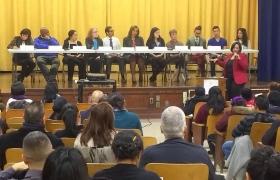 La concejal Julissa Ferreras-Copeland, y la oficina de Asuntos comunitarios del Alcalde Bill de Blasio organizaron foro para conocer sus derechos como inmigrante en la ciudad de New York