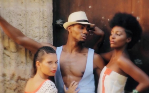 """AFRO-COLOMBIAN DESIGNER EDWING D'ANGELO PRESENTS SHORT FEATURE TITLED """"ORIGEN"""" S/S17 COLLECTION"""