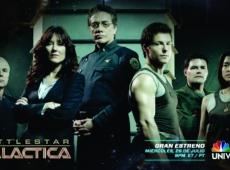 Battlestar Galactica, la Popular Serie, Será Transmitida por Primera Vez en Español en la Televisión Estadounidense por NBC UNIVERSO