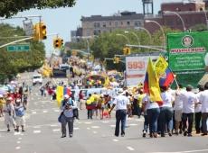 Desfile Ecuatoriano de New York 2015