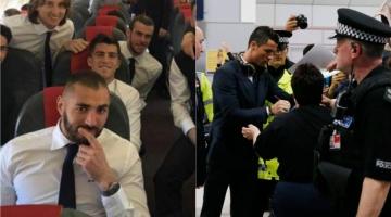 Cristiano Ronaldo y Benzema entran en la convocatoria ante el City.