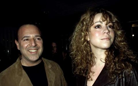 Tommy Mottola pide ayuda para su ex Mariah Carey