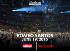 """Romeo: De """"Sold Outs"""" en FLORIDA al Barclays Center de Brooklyn, NY"""