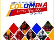 FESTIVAL DE INDEPENDENCIA COLOMBIA TIERRA QUERIDA EN QUEENS