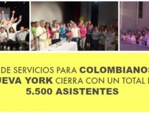 Tercera Feria de Servicios para colombianos en Nueva York.