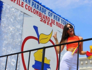 Gran desfile Colombiano de la ciudad de New York sera el Domingo  24 de Julio.